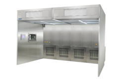 Laminar Air Flow Booth
