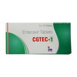 CGTEC Entecavir Tablets
