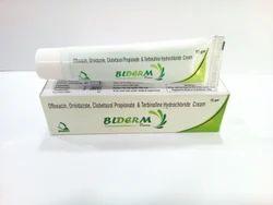Ofloxacin Ornidazole Terbinafine Ointment