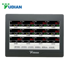 Yudian Touch Screen Paperless Recorder AI-3170S