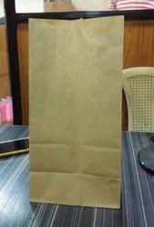 Carry Paper Bag Brown