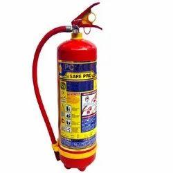 SafePro 4 KG ABC Powder Type Fire Extinguisher