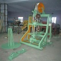 Lt Strip Paper Covering Machine