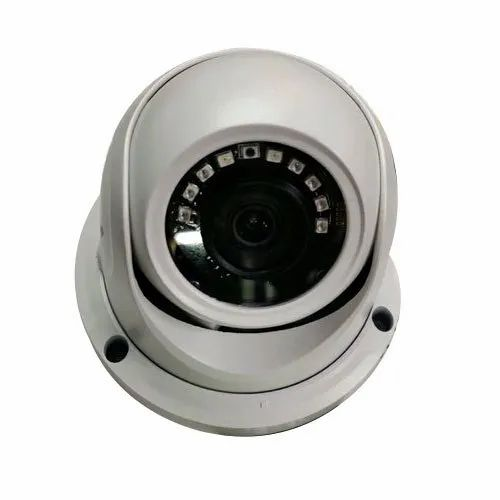 2 MP Day & Night TVT Dome CCTV Camera