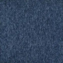 Navy Blue Nylon Carpet Tile For