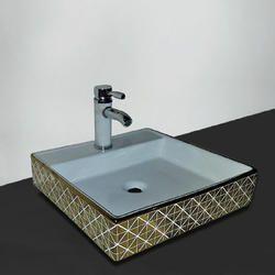Ceramic Art Wash Basin TOYO-528