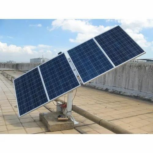 Solar Dual Axis Tracking System - Single Axis Solar Tracker Manufacturer  from Anand