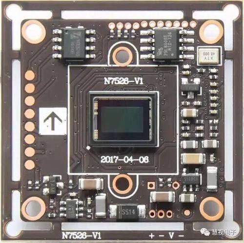 Ahd 4 0mp Pcb Board Sony Imx Sensor Full Hd