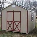 FRP Prefabricated Storage Cabin