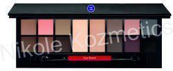 Nikole Kozmetics 16 Color Eye Shadow, for Parlour, Pressed Powder