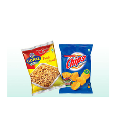 Snack Food Namkeen Pouch