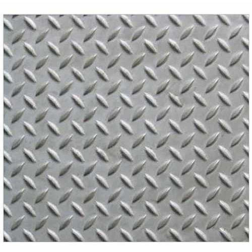 Stainless Steel 304L Chequered Plate