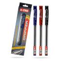 Plastic Lezing Royal Gripper Ball Pen