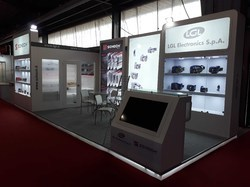 Booth Designing Service