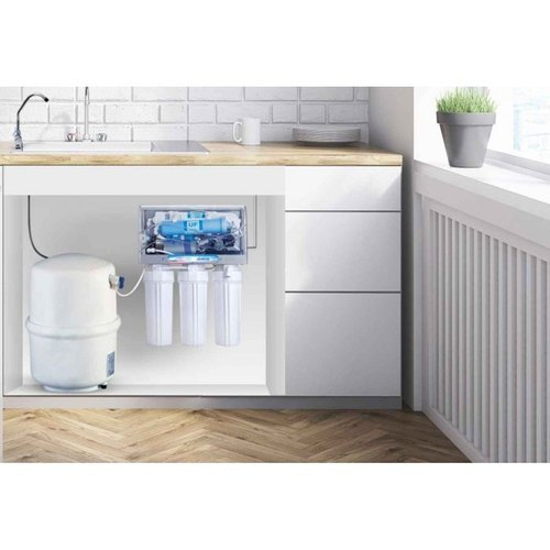 Under Sink Ro Water Purifier For Domestic Capacity 14 1 L And