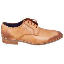 Forever Tan Derby Leathers Shoe