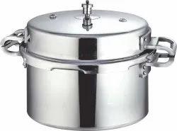 Stainless steel Jumbo pressure cooker