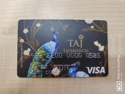 Taj Gift Card, Size: Debit Card
