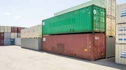 Customs Duty Paid Shipping Containers