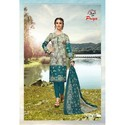 Ladies Printed Cotton Dress Materials