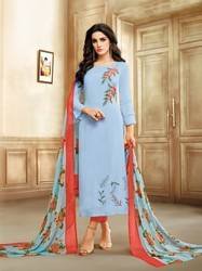 Festive Wear Casual Salwar Suit