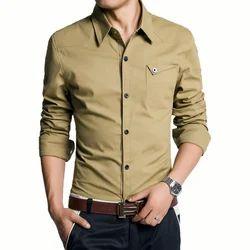 Mens Cotton Casual Shirts