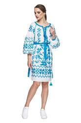 Ukrainian Short Dress