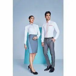 Uniformwala Plain Corporate Uniform