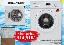 WAB16060IN Capacity(Kg): 6 Bosch Washing Machine, White