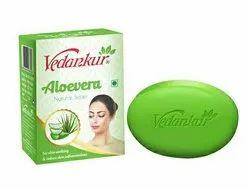 Oval Aloe Vera  Soap 50 Gm