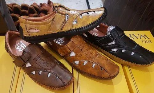 Mens Laser Sandals at Rs 225/pair