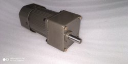 Single Phase 15 To 180w Speed Controlled AC Induction Gear Motor, For Industrial, 10 To 200
