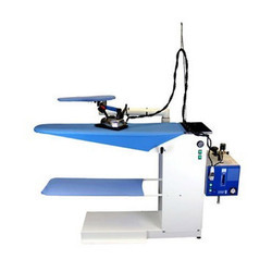 Mercury Color Coated SS Steam Ironing Table