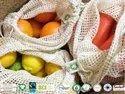 Gots Organic Cotton Net Bag