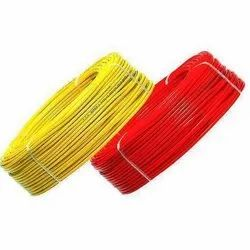 Red,Yellow microflex electric Power Cable, Packaging Type: Roll