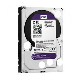 WD Surveillance Hard Drive 2 TB SATA Internal