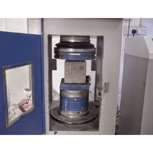 Concrete Cube Mould Compressive Strength Testing Services