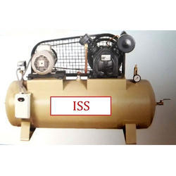 ISS-253 I Series Two Stage Air Compressor