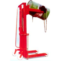 MS Hydraulic Drum Lifter Cum Tilter
