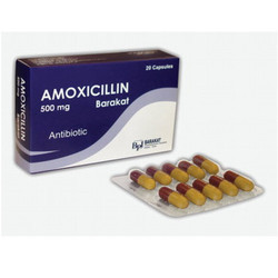 Amoycillin Capsules