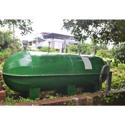 Portable Biogas Balloon