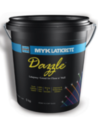 Ceramic Myk Laticrete Dazzle Epoxy Tile Grout, 5kg