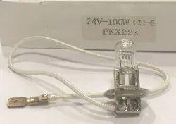 Halogen Lamp 24v 100w H3 - PKX 22s