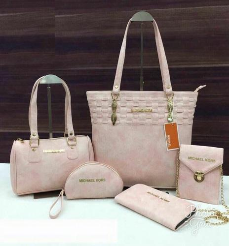 7d29a5dc12b0 Michael Kors Party Wear Ladies Combo Bags, Rs 800 /set | ID: 19821716373