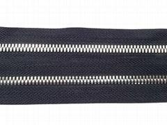 Metal Travel Bag zippers