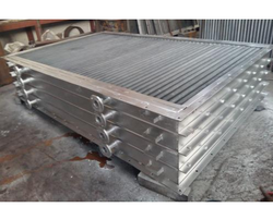Plywood Industries Heat Exchanger