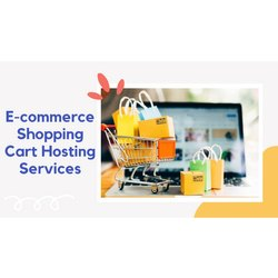 E-commerce Shopping Cart Hosting Services, in Pan India