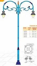 Designe Cast Iron Pole