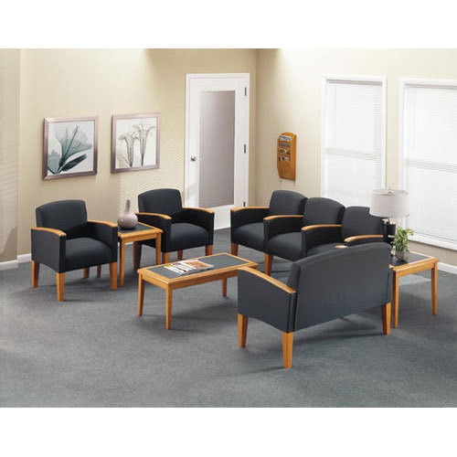 Lobby Office Furniture Wooden