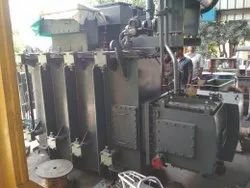 Oil Cooled Induction Furnace Duty Transformer, Input Voltage: 33 KV